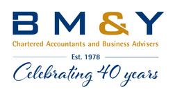 BM&Y Chartered Accountants Logo